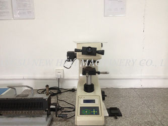 Microscopic hardness meter