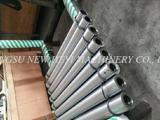 40Cr Hollow Round Hydraulic Piston Rod , Induction Hardened Bar