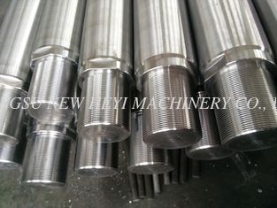 Super Machine Parts Hydraulic Piston Rod High Yield Strength