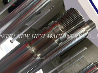 Micro Alloy Steel Chrome Piston Rod Chrome Plating With High Strength