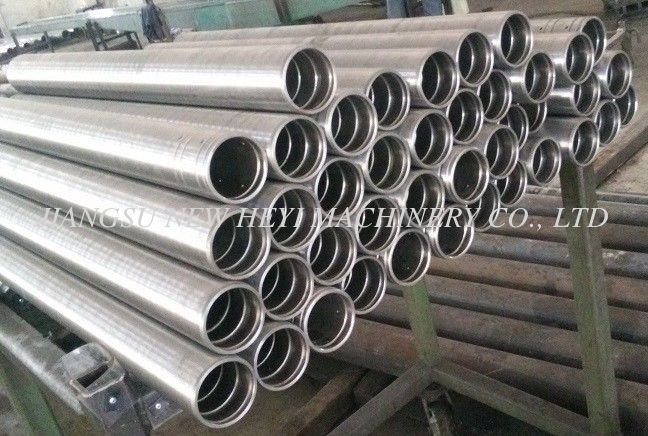 CK45 Seamless Hollow Metal Rod, Chrome Plated Rod For Hydraulic Cylinder