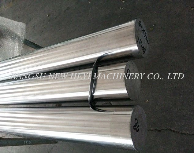 40Cr Precision Ground Chrome Plated Steel Rod With Quenched / Tempered
