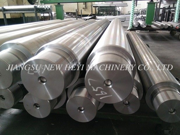 42CrMo4 Hydraulic Cylinder Tube Chrome Plated With Heat Treatment
