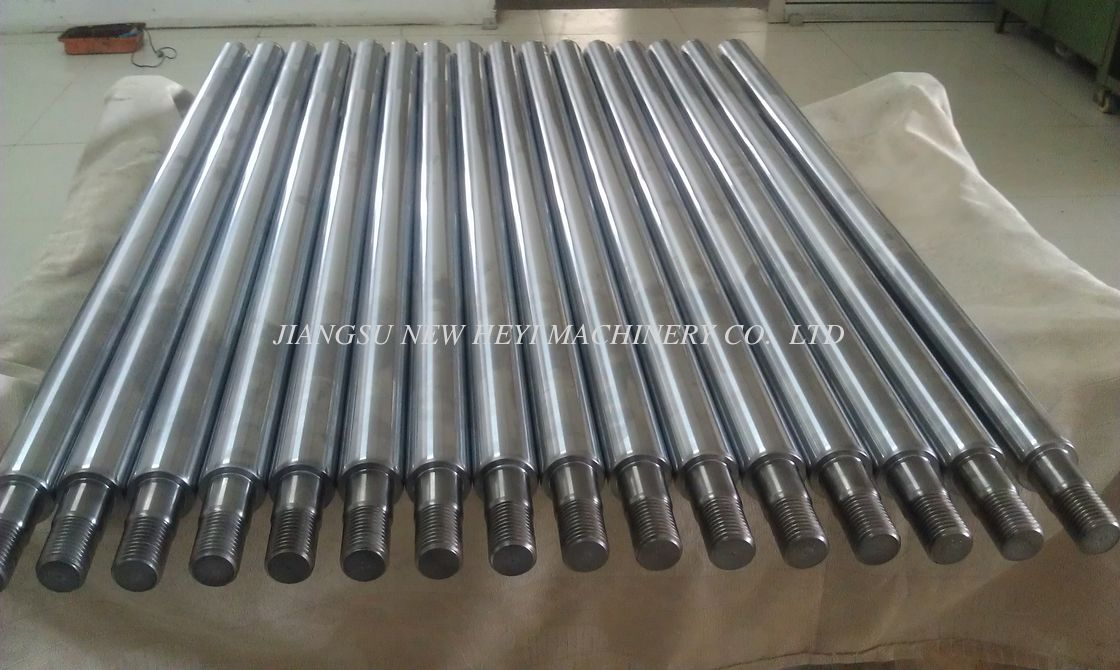 Ground / Chrome Plated Steel Piston Connecting Rod For Shock Absorber