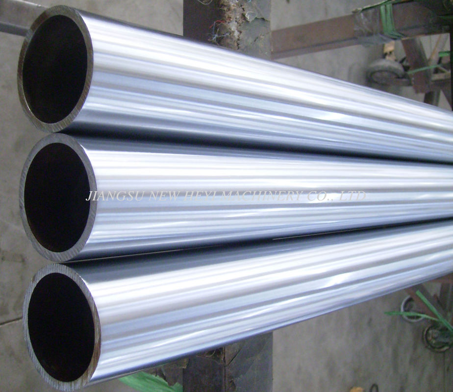 Seamless Hollow Metal Bar Chrome Plated Piston Rod And Chrome Plated Shaft