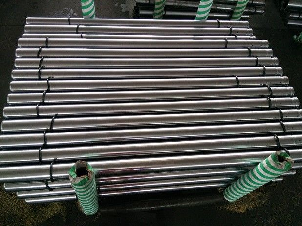 Pneumatic Induction Hardened Chrome Bar High Strength, Good Surface, Diameter 25-250mm